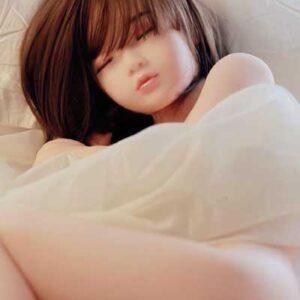 B3 1M25MELISSAI cô bé búp bê tình dục mới lớn nằm lim dim