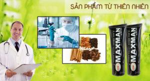 XTS10A gel bôi Maxman USA giúp kéo dài thời gian và tăng kích cỡ